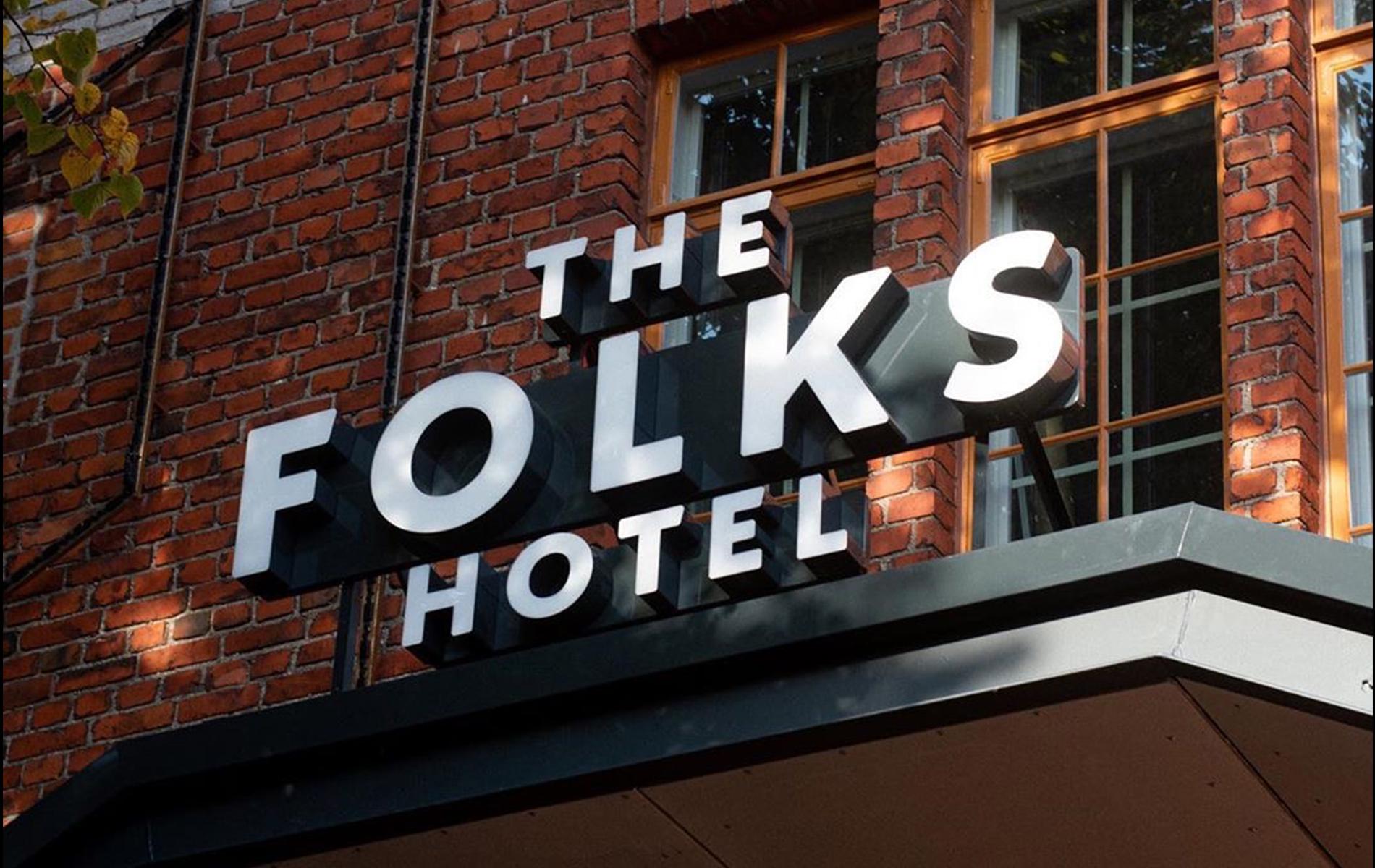 The Folks Hotel